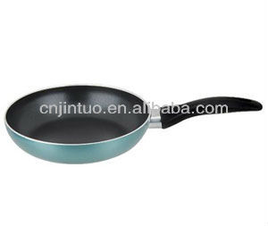 cookware as seen on tv product 2013 white ceramic coated fry pan