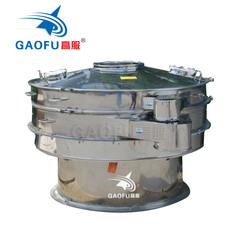 Circular vibration screen machine for seed separating
