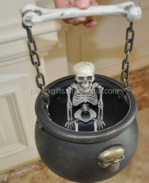 Halloween Cauldrons, Trick or Treat Bags