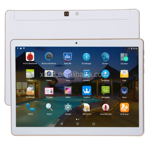 2016 hot selling 4G Phone Call Tablet PC 9.6 inch Android 5.0, MTK6592 Octa Core 1.0GHz tablet pc