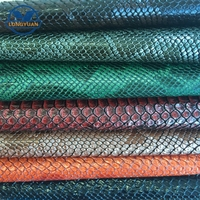 Embossed pvc artificial leather