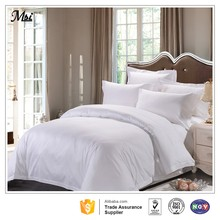 Luxury 5 Star Hotel Exquisite Bed Linen/ Shiny Bedding Set /Bed Set Duvet Set