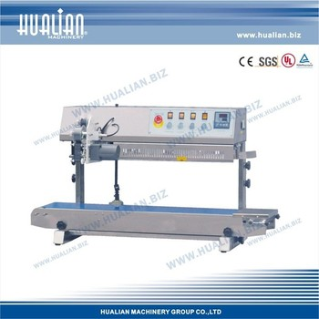 Hualian 2017 Color Ribbon Vertical Band Sealer
