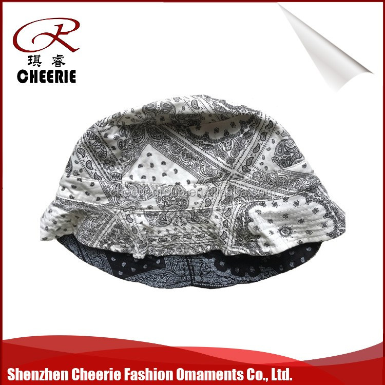 Wholesale alibaba active printing 100% cotton funny custom bucket hat