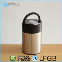 Stainless Steel Insulated Food Container To Keep Food Hot