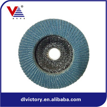 flexible abrasive zirconia flap disc and sanding disc for stainless steel