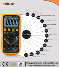 Hot selling custom your own logo digital multimeter m890g m300 dt33c