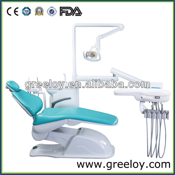 Dental Chairs India ? Best Selling Integral Dental Chairs Unit With Operation Light Dental Supply