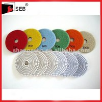 Diamond Floor Polishing Pads