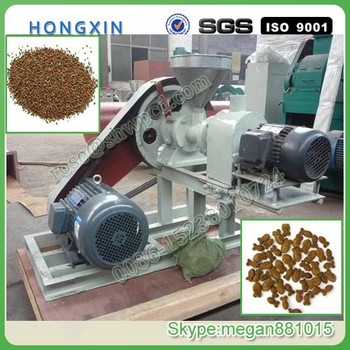 2016 Floating fish feed pellet machine price/used fish feed pellet machine/floating fish feed pellet making extruder machine