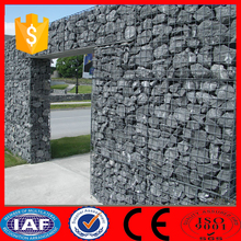 Best selling Gabion basket /stone cages/gabion retaining wall for garden fence