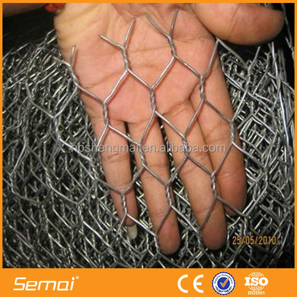 china supplier best price chicken wire netting 3/4 inches