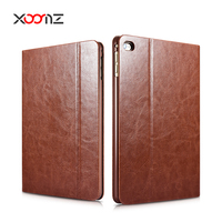 XOOMZ Flip Leather Case for iPad mini 4 with Stand Function