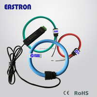 EASTRON Rogowski Coil Current Transformer, Split Core, 0.333V output, Parimary 10A ~100kA