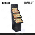 POS Cardboard Display Shelf POP Recycled Material Cardboard for Floor Display