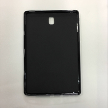 Glossy Clear TPU Back Cover For Samsung Galaxy Tab S4 T830 T835 Tablet Case