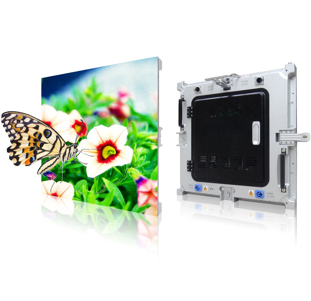 Outdoor IP65 Waterproof Rental Use Full Color P4.81 P6 P8 P10 P16 SMD 3528 LED Panel Screen Display for Events and Tour Concert
