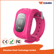 Kids smart watch GPS tracker Security monitor Anti lost SOS smart watch phone for Kids