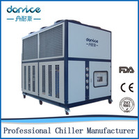 160kw professional big cooling water cooled modular chiller price to Portugal