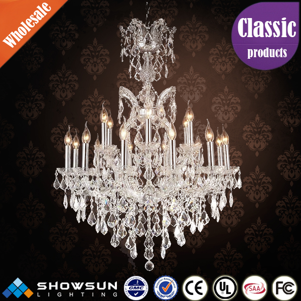 Hot selling traditioianl crystal lamp pendant