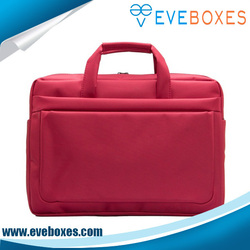 New Product Portable Business Briefcase Classic Neoprene Laptop Bag for Men