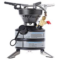 BRS - 12A Light Gas Camping Stove Quenching Furnace Cooker Outdoor Survival Kit