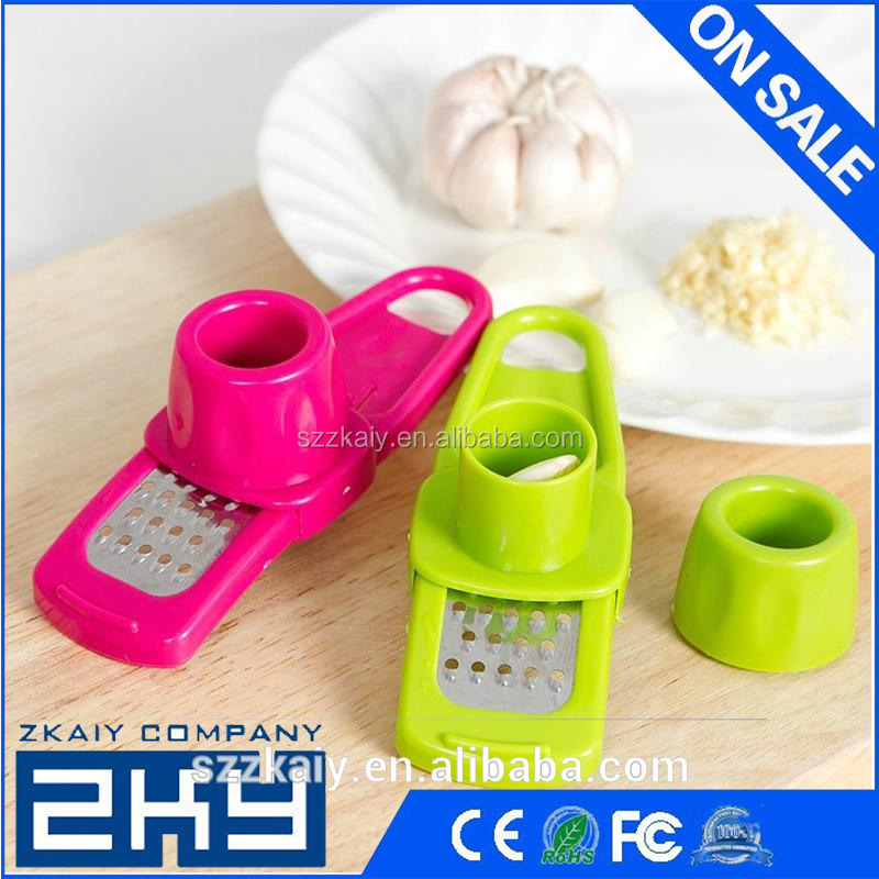 Multi Functional Ginger Garlic Grinding Grater Planer Slicer Mini Cutter Cooking Tool Kitchen Utensils Accessories Wholesale