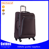 top 10 luggage suppliers in china eminent trolley case classical black color men's business trolley luggage