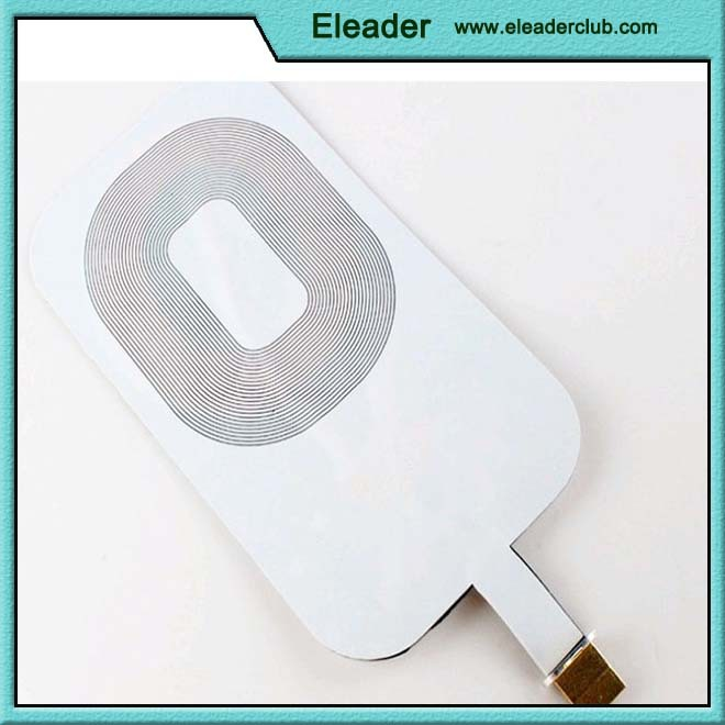 Qi Wireless Charger Receiver Card For iPhone