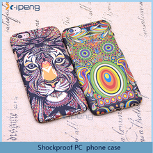 2017 Crazy Animal noctilucent Shockproof PC Phone Case For samsung galaxy s7
