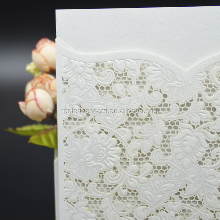 Cheap professional custom design die cut high quality business cards for wedding