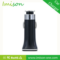 wholesale good price mini 12v 3.1A promotional usb car charger