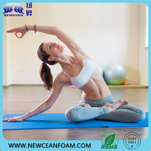 Wholesale TPE Foam Yoga Mat with Carring Strap