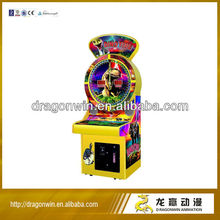 Fashion New Redemption Ticket Dinosaur Roulette Game Machine