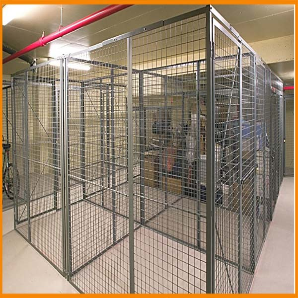 Made In China Security Partition Wall Wire Mesh Fence For