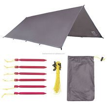 Ultralight And Portable Nylon Fabric For Any weather Perfect Tent cover hammock shelter tarp