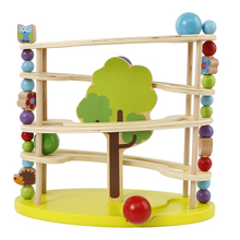 Beads ball game educational toy roller ball table children board game