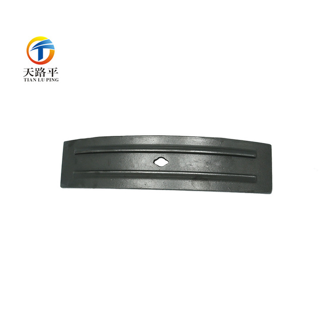 Custom Steel Casting Foundry Agricultural Machinery Part