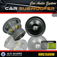 Long excursion Cteative 15 inch LF speakers subwoofer