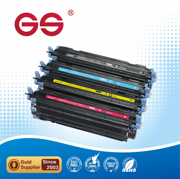 Q6000A color toner cartridge compatible for HP 2600