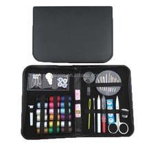 High Quality Home Multifunction Plastic 18 Color Sewing Kit