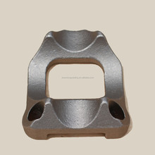 OEM Alloy Steel Casting Parts Subframe for Enginnering Machine