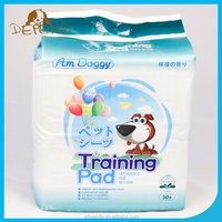2.2KG Color Packing Premium Puppy Dog Disposable Pet Puppy Pads