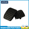 Plastic Rubber Foot Pad For Automobile