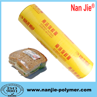 Plastic film roll for food china manufacturer 35cm width pvc wrapping film
