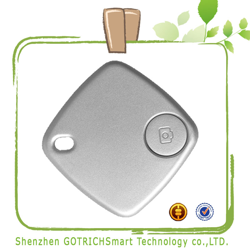 New arrival bluetooth itag bluetooth 4.0 anti lost alarm itag with remote control key finder gps