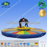 2014 new amusement structure inflatable games ,inflatable duel combat for gladiator games