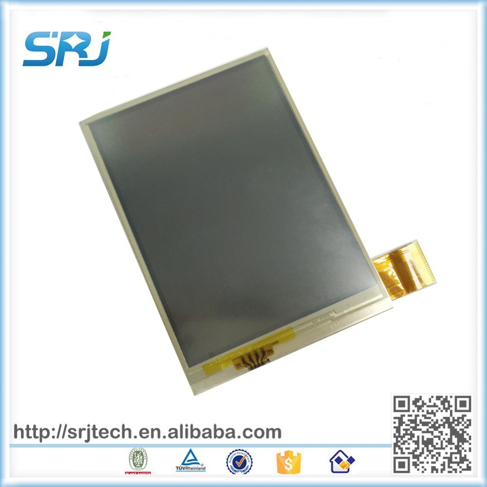 "LMS400CB01 4"" LCD Display With Touch Screen Glass Digitizer For Ipaq HP 210"