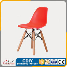 Classical plastic living room leisure plastic all pp chair