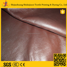 Dark Brown Leather For Sofa Bed Living Room Furniture